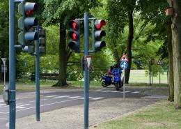Abbildung des Jugendverkehrsgarten in Köln Nippes Dienstleistung der Jugendhilfe Köln e. V.