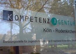 Kompetenzagentur Rodenkirchen ist eine Einrichtung zur Beratung und Organisation von beruflichen Laufbahnen. Neben Stärkung von Berufswahlkompetenz und Berufsorientierung.
